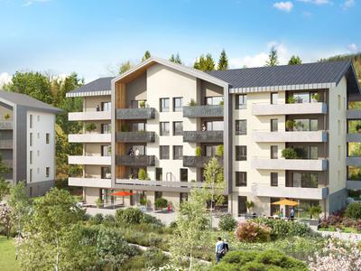 Appartement neuf, 64,53 m²