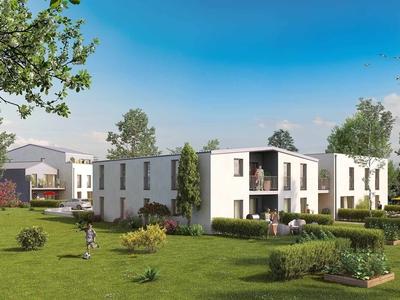 Appartement neuf, 77,27 m²