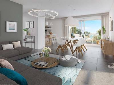 Appartement neuf, 65,09 m²