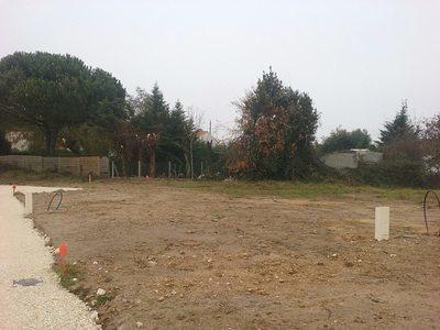 Terrain à bâtir, 321 m²