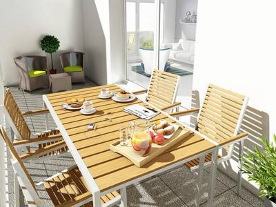 Appartement neuf, 86 m²