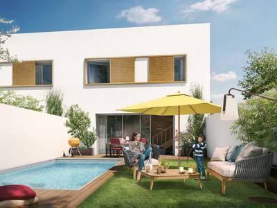 Maison neuve, 94,39 m²