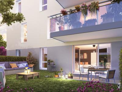 Appartement neuf, 90,3 m²