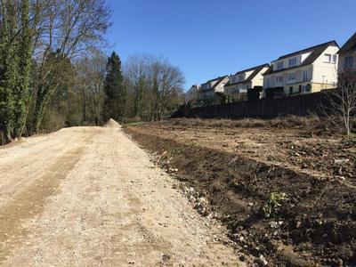 Terrain à bâtir, 280 m²
