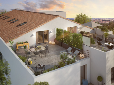 Appartement neuf, 36,78 m²