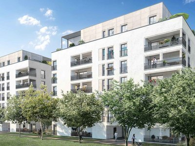 Appartement neuf, 74,06 m²