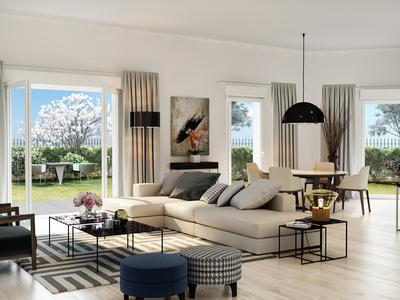 Maison neuve, 80,37 m²