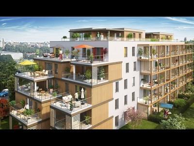 Appartement neuf, 24,95 m²