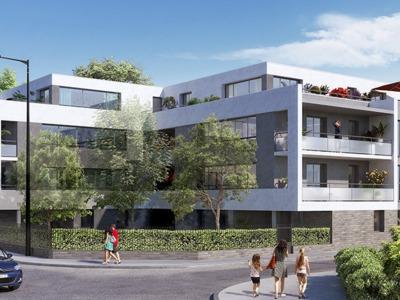 Appartement neuf, 45,32 m²