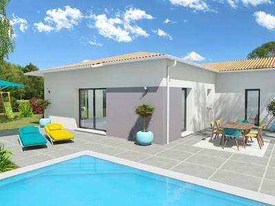 Maison neuve, 115,22 m²