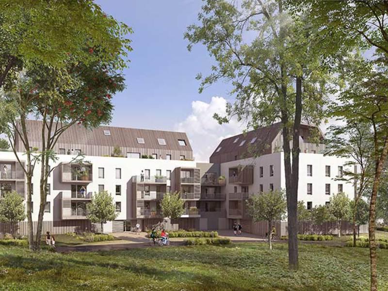 Appartement neuf, 78,47 m²