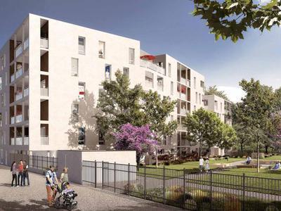 Appartement neuf, 57,38 m²