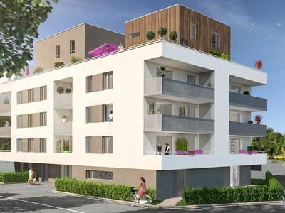 Appartement neuf, 81,3 m²