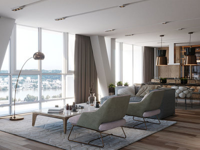 Appartement neuf, 71,92 m²