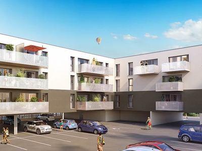 Appartement neuf, 80,1 m²