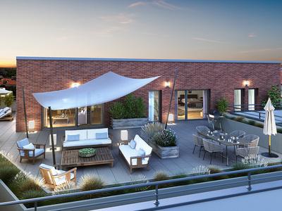 Appartement neuf, 42,8 m²