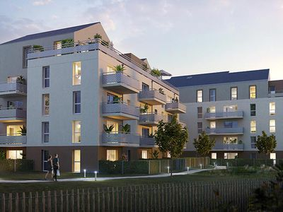 Appartement neuf, 83,13 m²