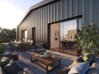 Appartement neuf, 62,1 m²