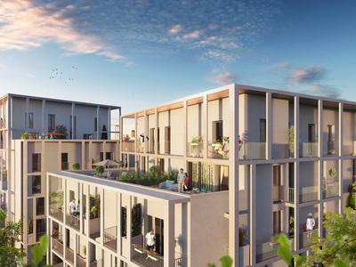 Appartement neuf, 64,4 m²