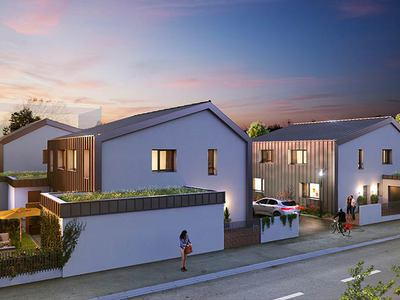 Appartement neuf, 60,8 m²