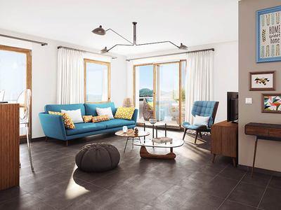Appartement neuf, 64,68 m²