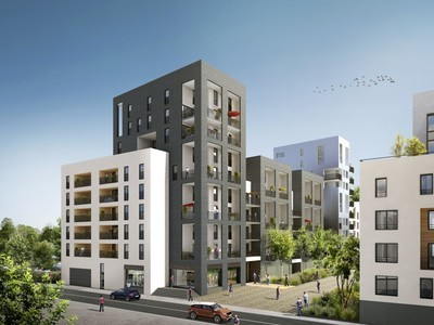 Appartement neuf, 57,1 m²