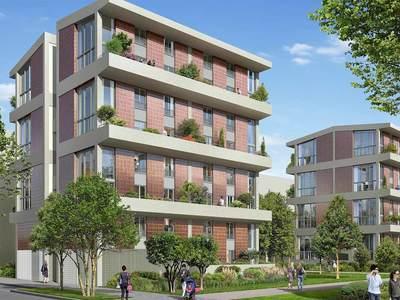 Appartement neuf, 88,92 m²