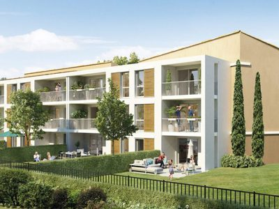 Appartement neuf, 40,9 m²