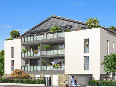 Appartement neuf, 41,95 m²