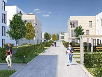 Appartement neuf, 64,32 m²