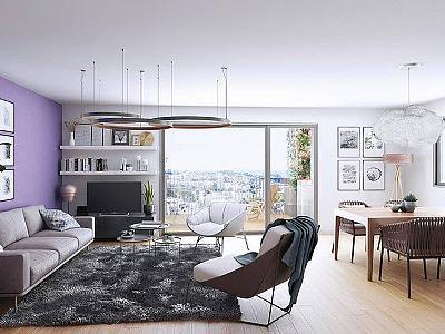 Appartement neuf, 41,26 m²
