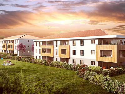 Appartement neuf, 92,95 m²