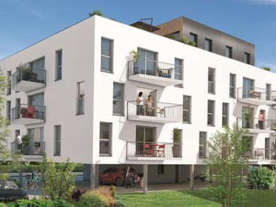 Appartement neuf, 67 m²