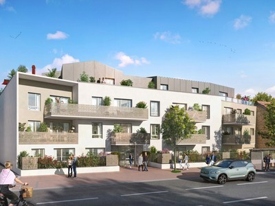 Appartement neuf, 90,97 m²