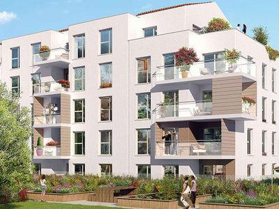 Appartement neuf, 59,15 m²