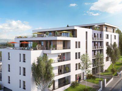 Appartement neuf, 42,32 m²
