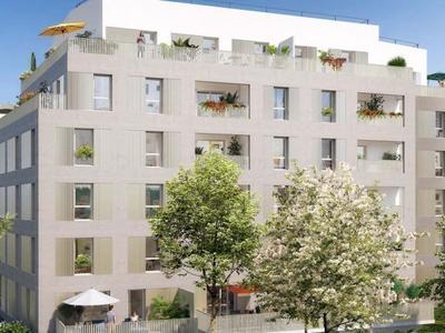 Appartement neuf, 96,55 m²