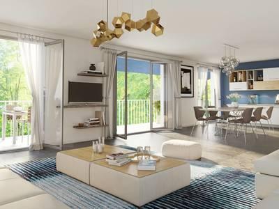 Appartement neuf, 67,85 m²