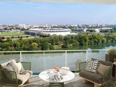 Appartement neuf, 133 m²