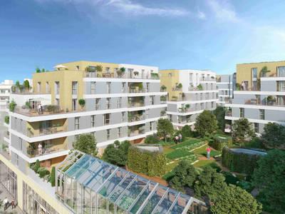Appartement neuf, 28,1 m²