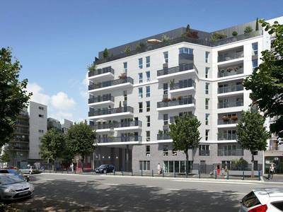 Appartement neuf, 88,37 m²