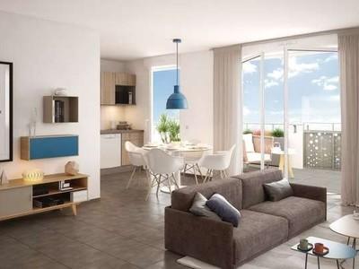 Appartement neuf, 38,4 m²