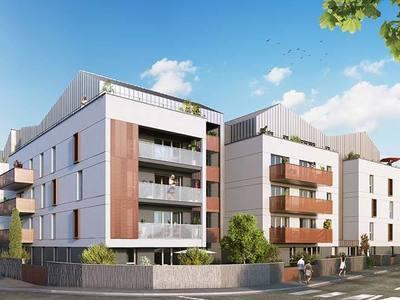 Appartement neuf, 65,21 m²