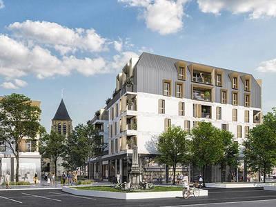 Appartement neuf, 55,79 m²