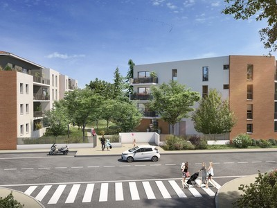 Appartement neuf, 42,78 m²