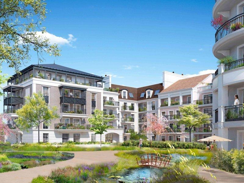 Appartement neuf, 42,47 m²