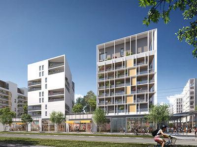 Appartement neuf, 74,8 m²