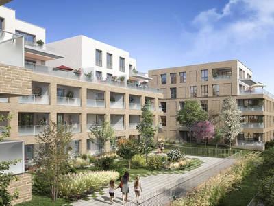 Appartement neuf, 63,2 m²