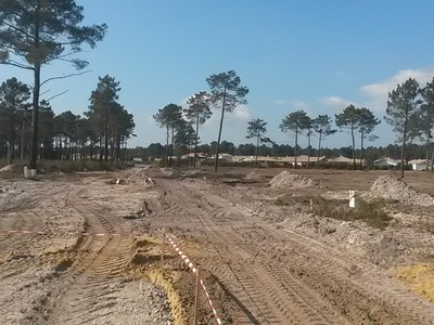 Terrain à bâtir, 550 m²