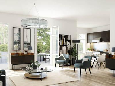 Appartement neuf, 40,52 m²
